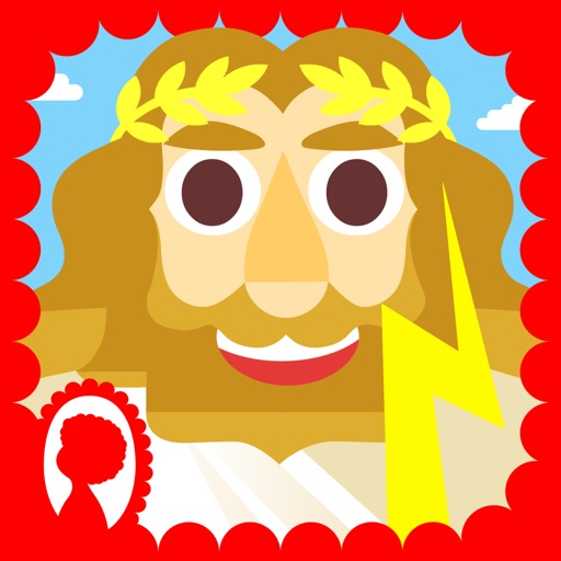 Greek Gods Animated Stickers