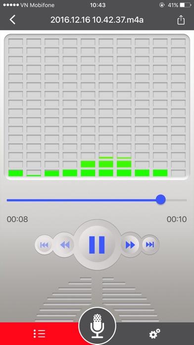 녹음기 - Dropbox 용 음성 녹음기 for Windows
