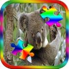 大人と子供のためのジグソー パズル オーストラリア ゲーム icon