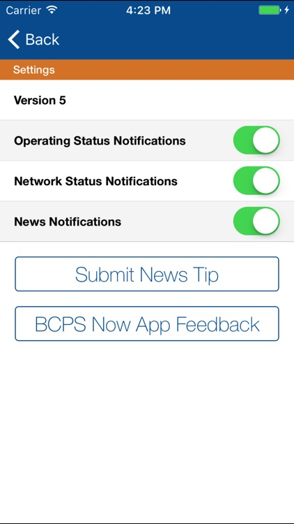 BCPS Now screenshot-2