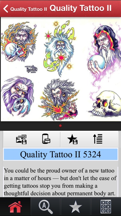 HD Tattoo Design Catalog screenshot-4