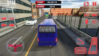 Bus Simulator City bus conduccCaptura de pantalla de3