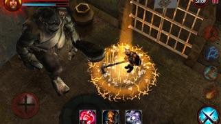 Dungeon and Demons Offline RPGCaptura de pantalla de1