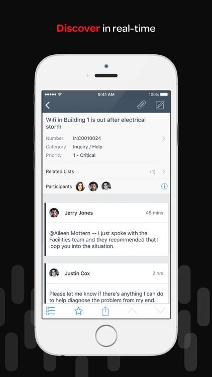 ServiceNow screenshot-4