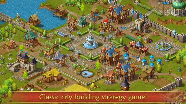 Townsmen screenshot-0