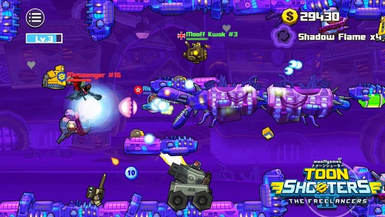 Toon Shooters 2 Freelancers screenshot-4