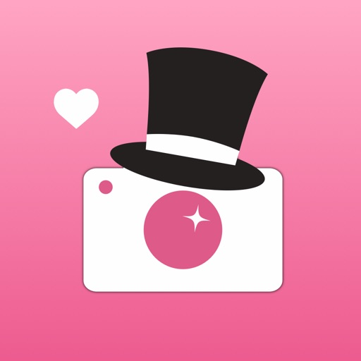 Magicam - Free Valentine Camera for Couple Selfies