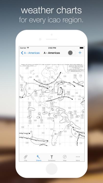 StationWeather Lite - Aviation Weather and Charts screenshot-3
