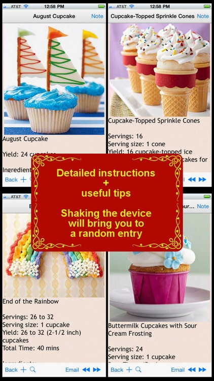 300 Cupcake Recipe