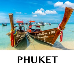 Phuket - holiday offline travel map