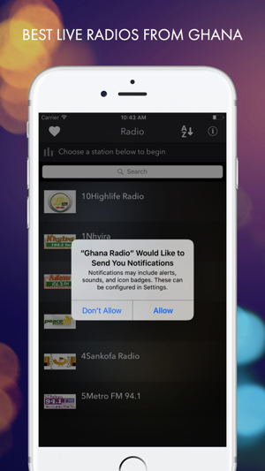 8cf8183cd  Ghana Radios on the App Store