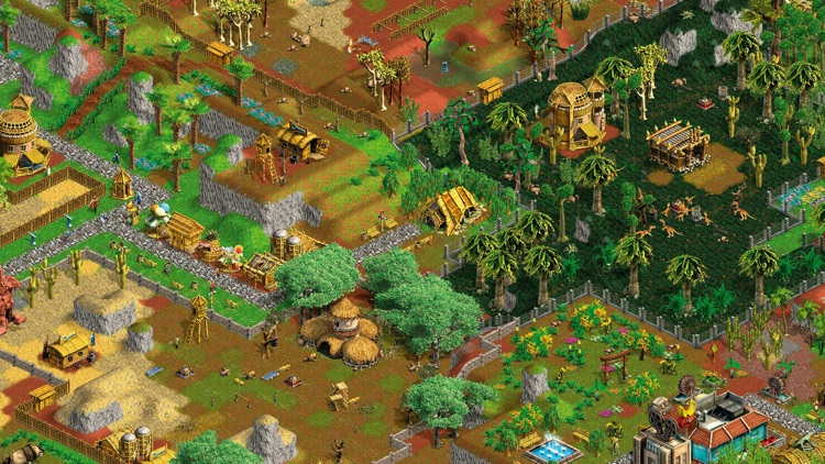 Wildlife Park: Wild Creatures screenshot-3