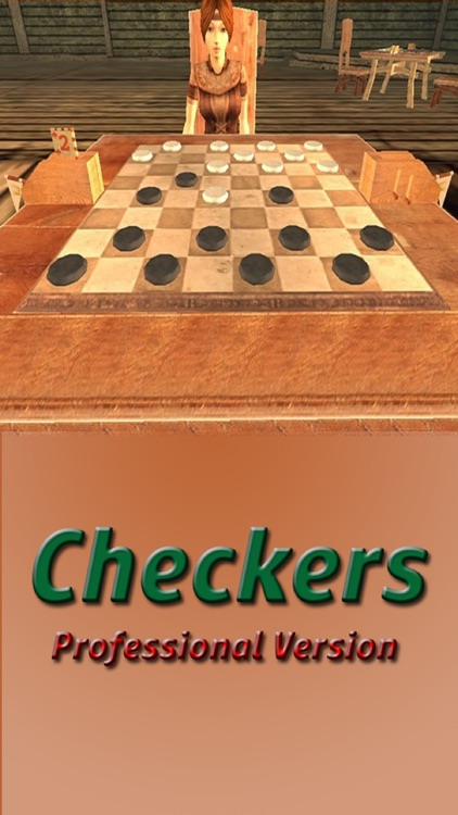 Checkers - Professional version