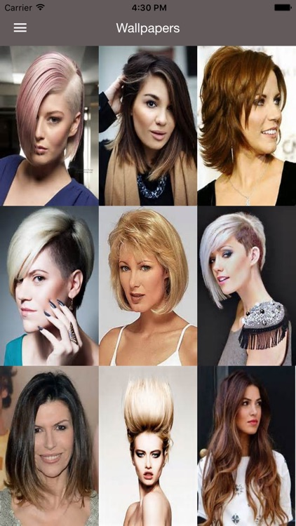 Hairstyle Try- Woman Hair Styles and Haircuts Idea