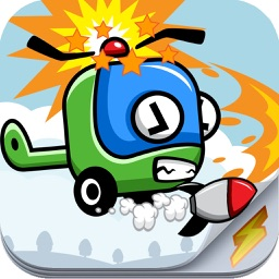 Helicopter fighter battle
