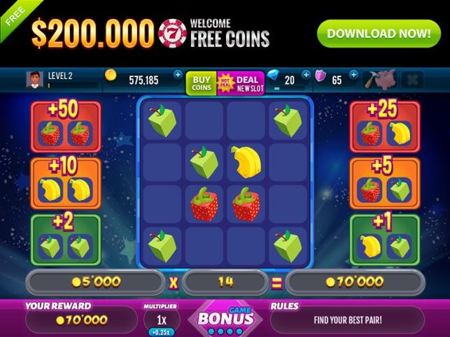 FruitoSlots - Vegas Casino Screenshot