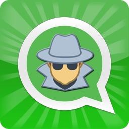Secret Agent for WhatsApp Chats