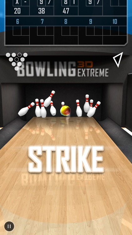 Bowling 3D Extreme screenshot-0