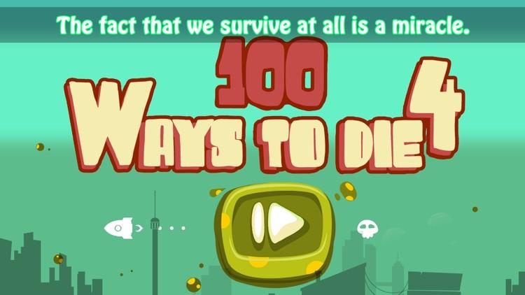 Escape Game:100 Ways To Die 4