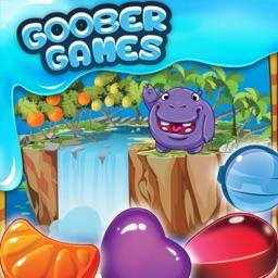 Goober Drop! Match-3 Adventure!