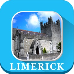 Limerick Ireland - Offline Travel Maps Navigation