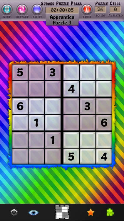 Sudoku Puzzle Packs screenshot-4