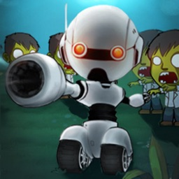 Robot vs Zombies HD
