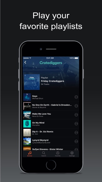 Premium Music Search for iPhone Premium screenshot-3