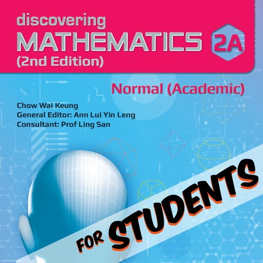 Discovering Maths 2A (NA) for Students