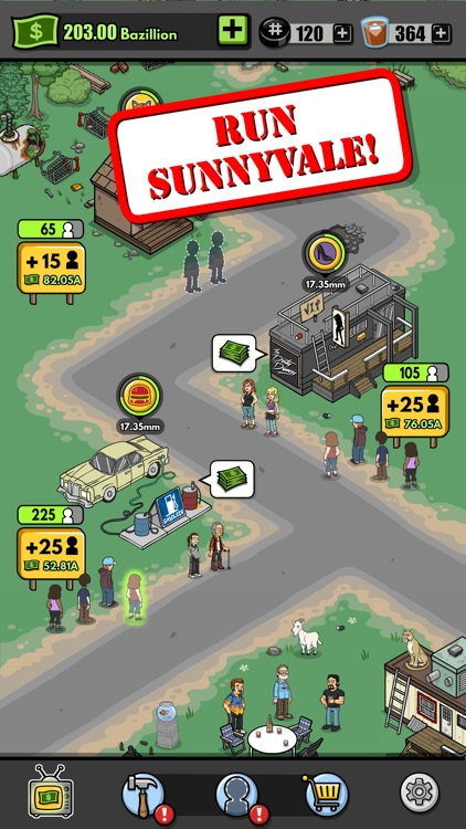 Trailer Park Boys: Greasy Money app image