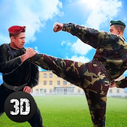 SWAT Army Fighting Combat 3D