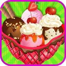 Activities of Ice Cream Recipes Chef Games