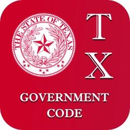 Texas Government Code 2017