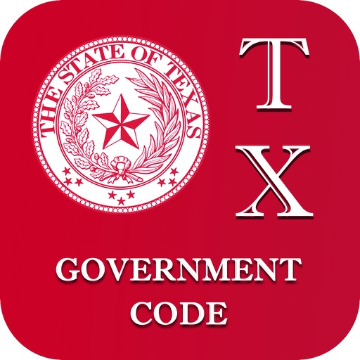 Texas Government Code 2017