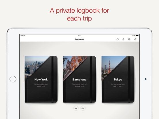 Screenshot #4 pour SWISS Logbook - Carnet de vol