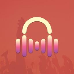 Sangeet - Simple Yet Stylish Music Player.