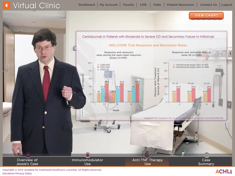 Gastroenterology Virtual Clinic screenshot-4