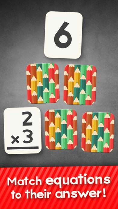 乘閃存卡遊戲趣味數學實踐屏幕截圖1