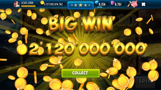 Jackpot Wild-Win Slots Machine Screenshot