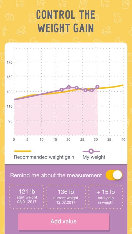 Pregnancy Tracker MD PRO: Due Date Calculator! screenshot-3