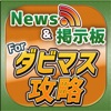 ダビマス ニュース&オンライン掲示板 for ダービースタリオン マスターズ(ダビスタ マスターズ)