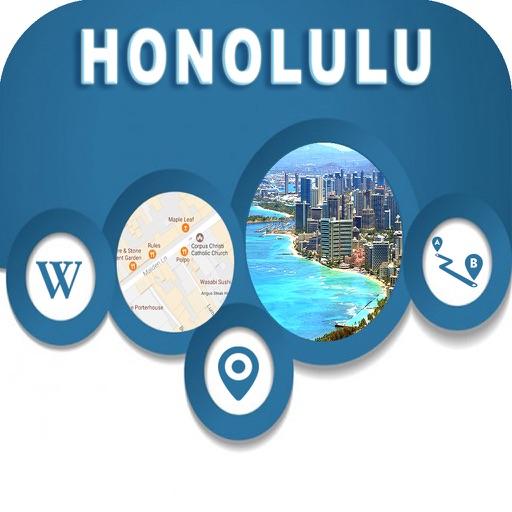 Honolulu Hawaii Offline City Maps Navigation