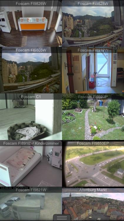 Multi Foscam FC screenshot-4