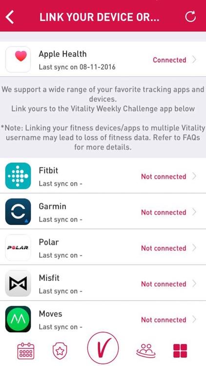 Philam Vitality Active screenshot-3