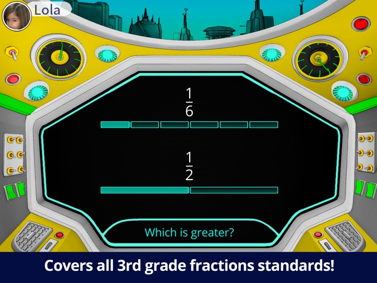 Teachley: Fractions Boost EDU screenshot-4