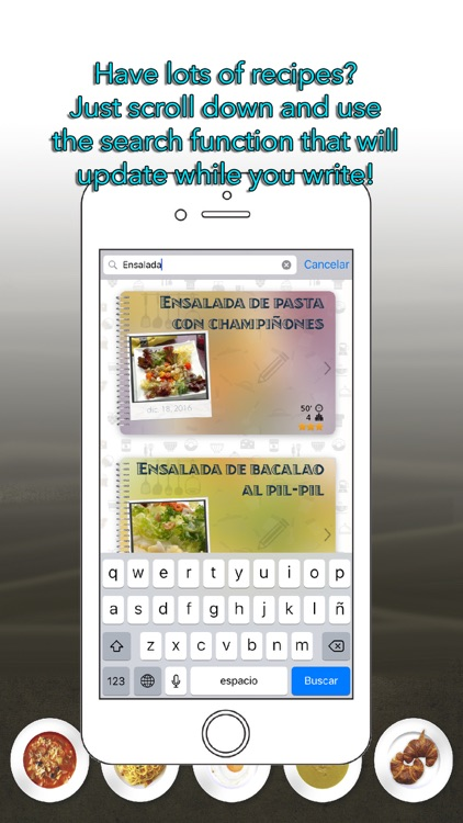 MR My Recipes - Recipes Organizer