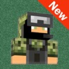 Military Skins for Minecraft PE & PC - iPhoneアプリ