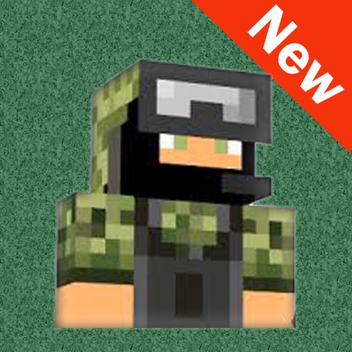 Military Skins for Minecraft PE & PC