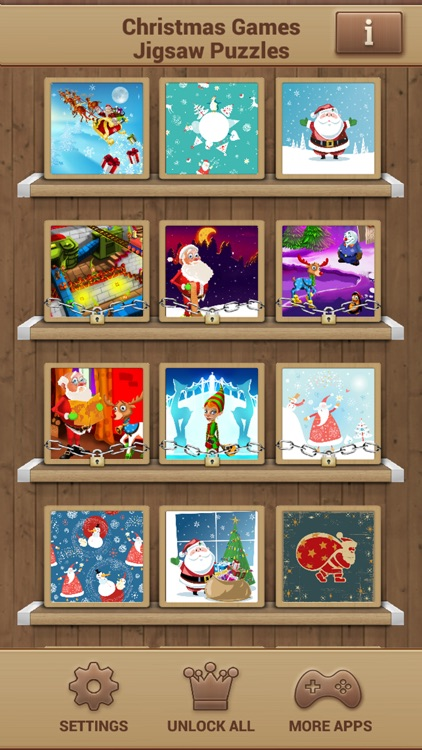 Christmas Jigsaw Puzzles - Magic Puzzles