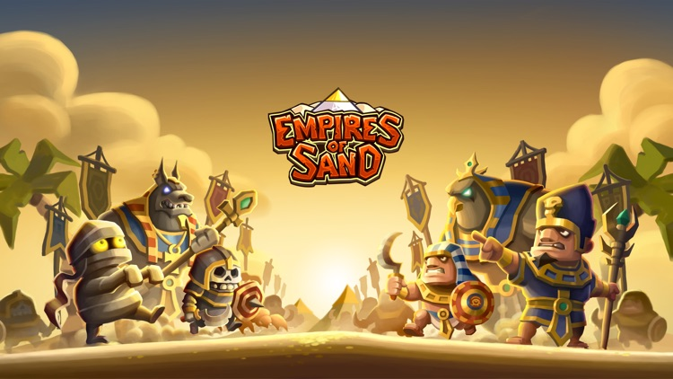 Empires of Sand TD - Egypt War